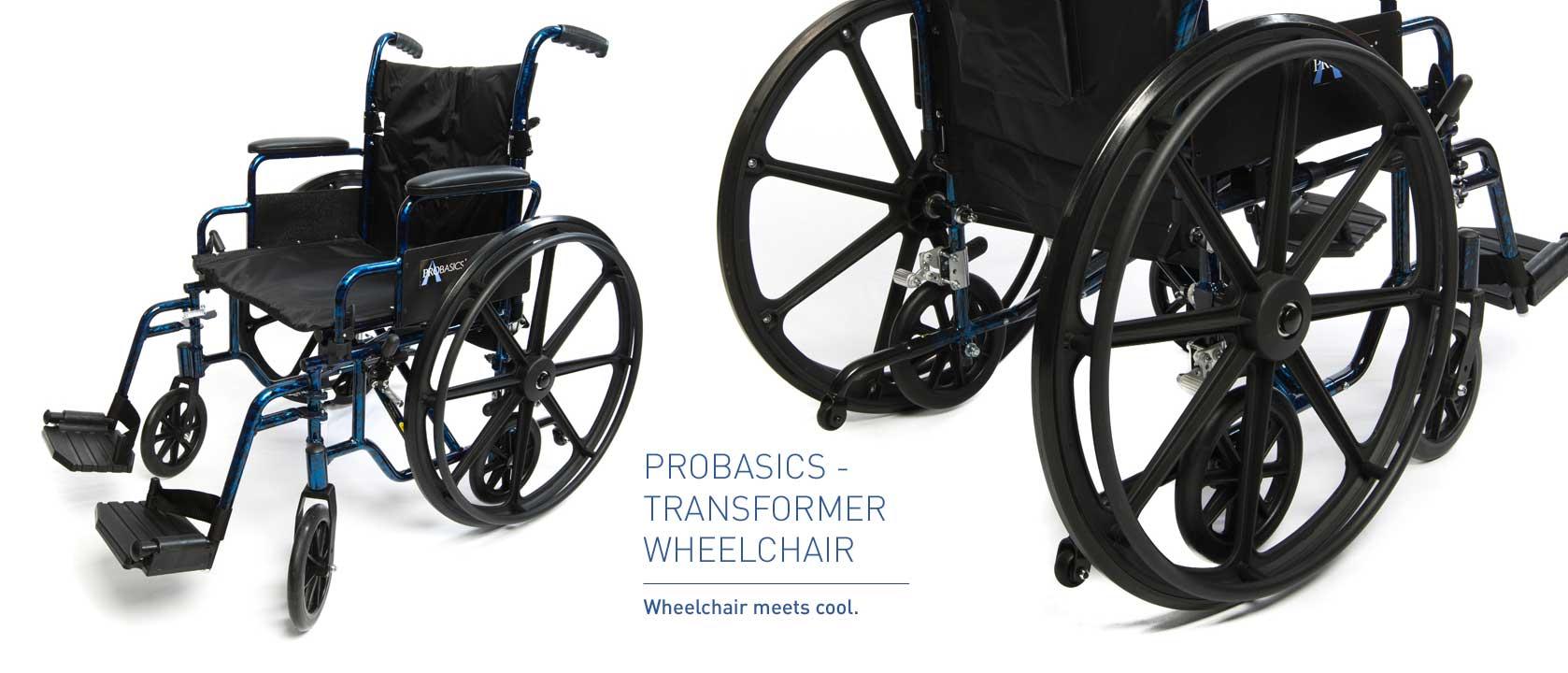 Sale, Rental and Repair of Manual | Powered Wheelchairs